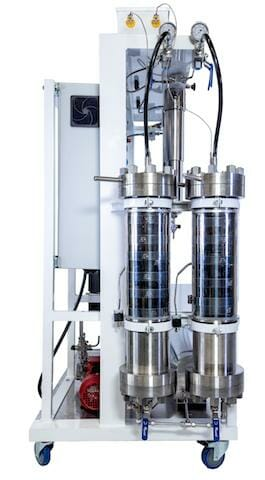 GrowerIQ's experts work with you to custom design a plan fits your unique micro-processing facility, including accounting for increased product flow. High-efficiency CO2 extraction machines, like this one from Pure Extraction, can form part of that plan.